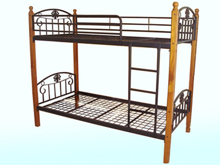 Kids Bedroom Furniture Sets on Bedroom Set   Kids Metal Bunk Bed  Mlbk 02    China Home Furniture