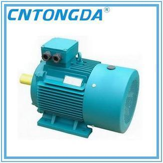 Y2 Series Three Phase Electric Motor Cast Iron Case