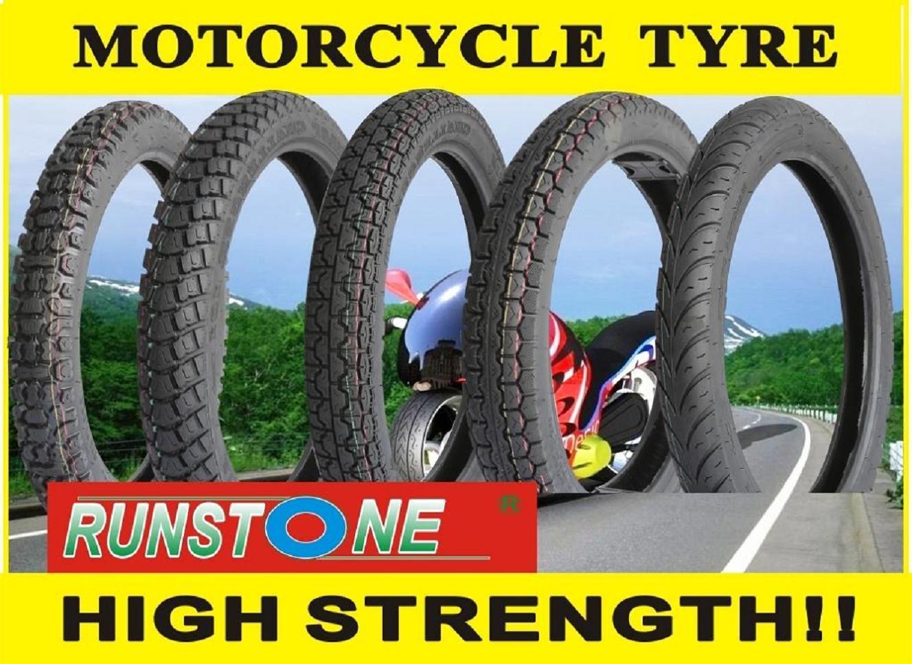 High Strength Motorcycle Tyre, Inner Tube 2.75-18 2.75-17 3.00-18