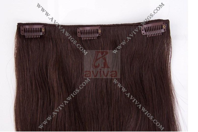 Clip on Hair Extension (AV-HE021)