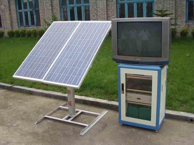 Solar Power Supply (RS-S300) - China Solar Power Supply