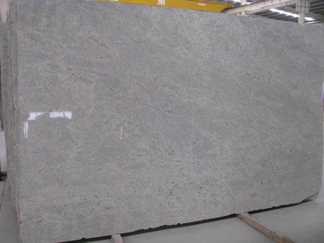Kashmir White Granite Slabs : China kashmir white granite slab stone