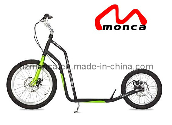 New Design High Quality Kick Scooter E Scooter City Dog Motorcycle Children E-Scooter