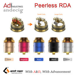Colorful Vape Tank Geekvape Peerless Rda