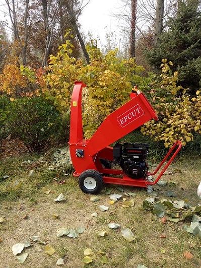 Factory Direct Supply 15HP Branch Tree Cutting Disc Wood Chipper Machine/ Chipper Shredder