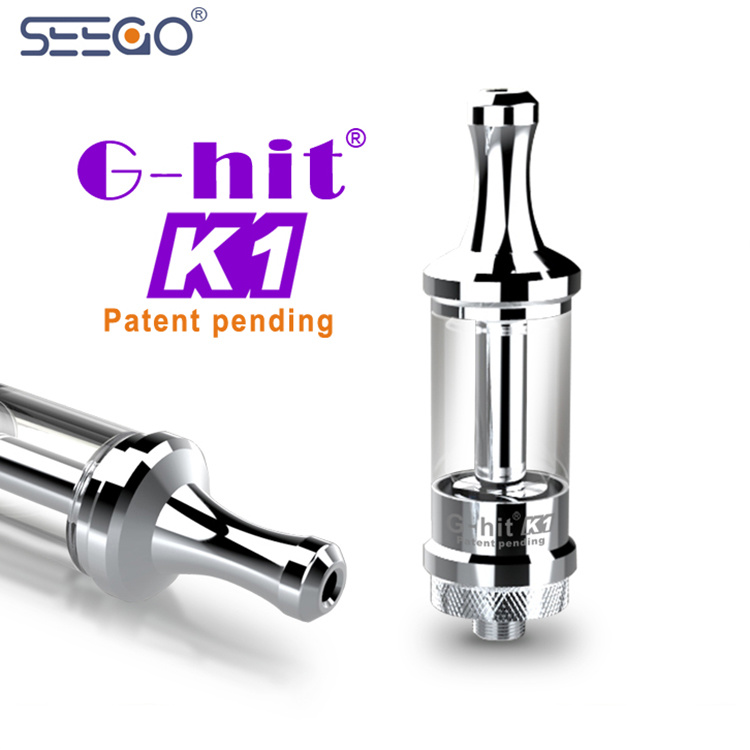 High Quality Seego Electronic Cigarettes G-Hit K1 Vape with Fashion Design