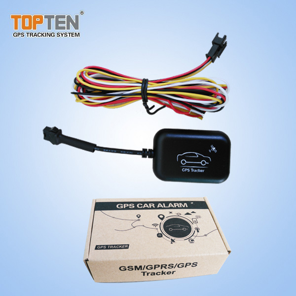 New Design Mini Waterproof GPS Tracker with Smart Engine on/off Status Detection Mt05-Ez