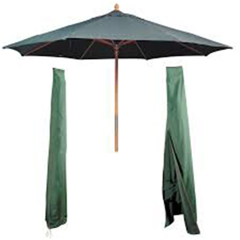PE Waterproof Extra Large Parasol Cover