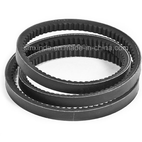 Banded V-Belt, Wrapped Rubber V-Belt