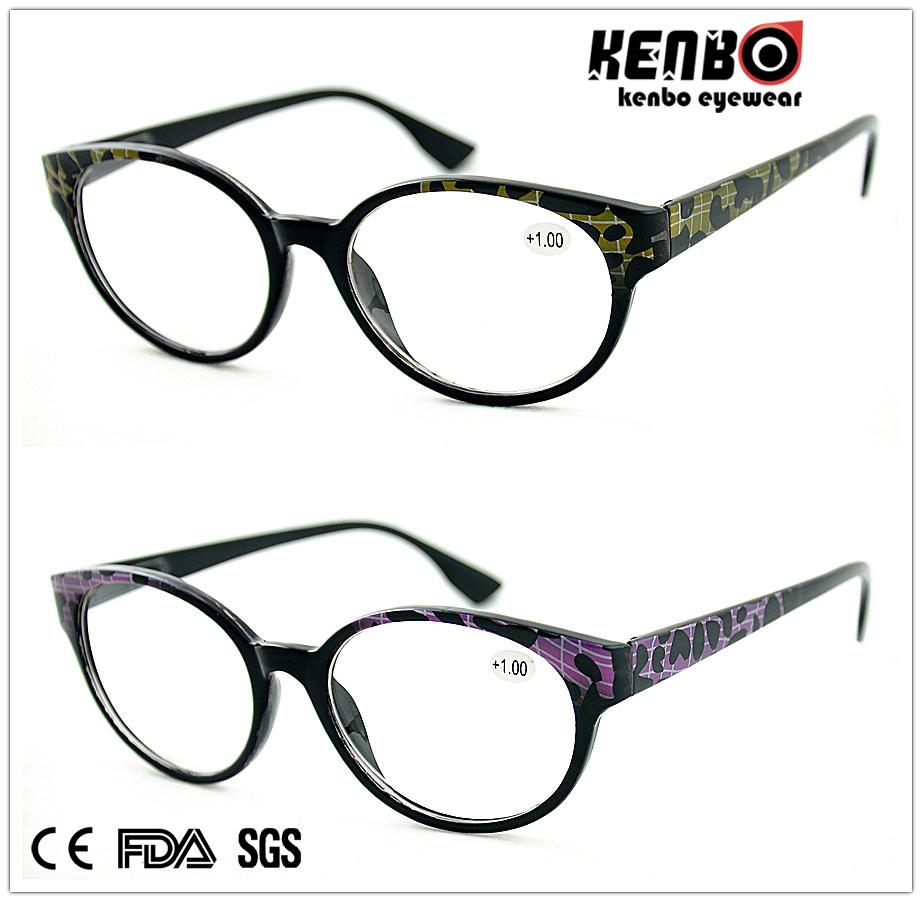 Hot Sale Fashion Reading Glasses, CE, FDA, Kr5179