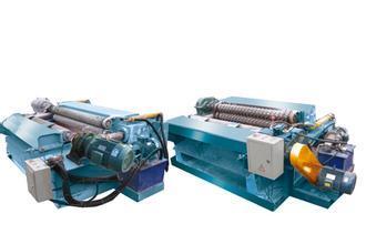 2.6 Meter Hydraulic Pressure Wood Circler Machine