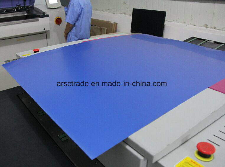 Long Impression Double Layer Blue Color Thermal CTP