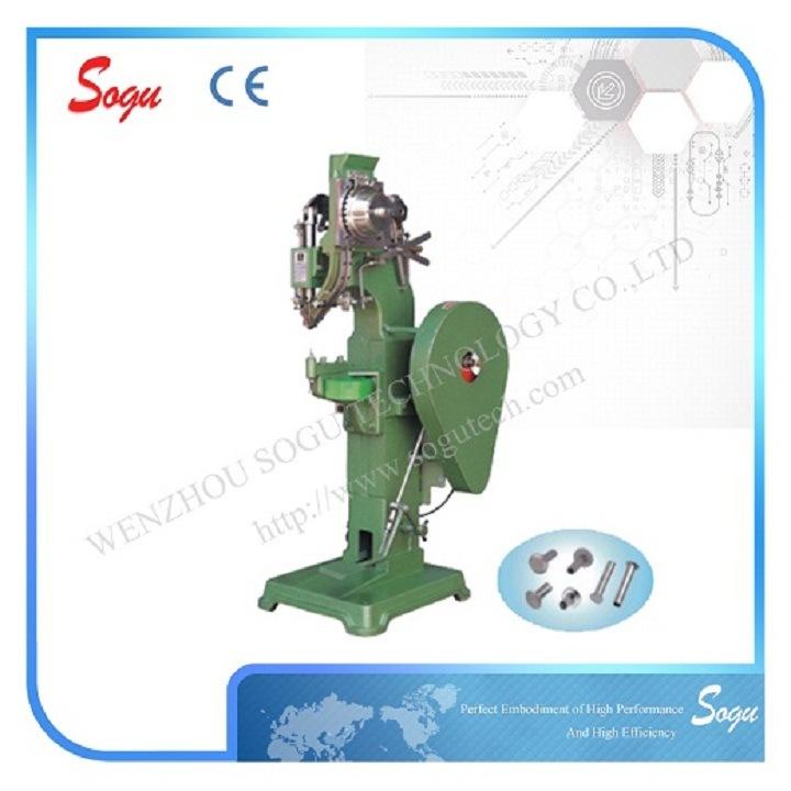 Automatic Rivet Feeding & Fixing Riveting Machine