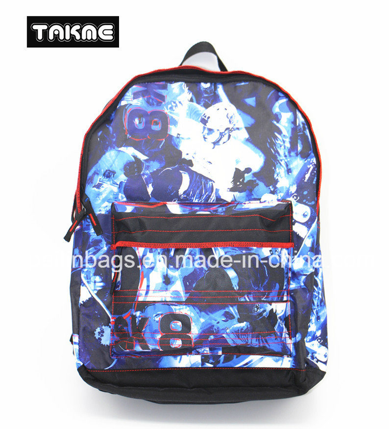 Double-Bag Printing Bag for Campus/Sports/Leisure (gauge nylon)