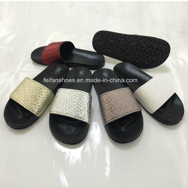 New Style Fashion Women EVA Beach Slippers Sandal (HK -15010-5)
