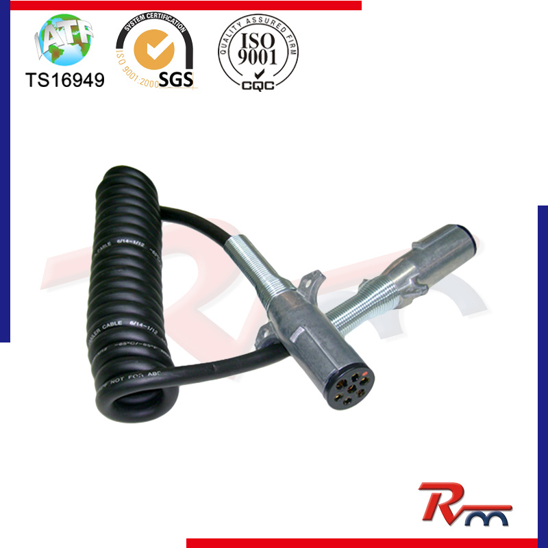 Cable 7 Lines for Truck Trailer and Heavy Duty
