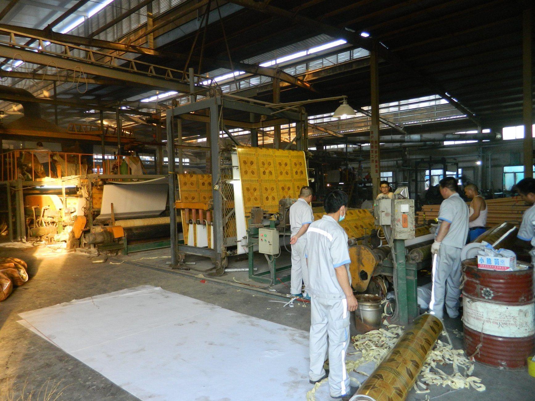 1.2mm Thickness PVC Flooring