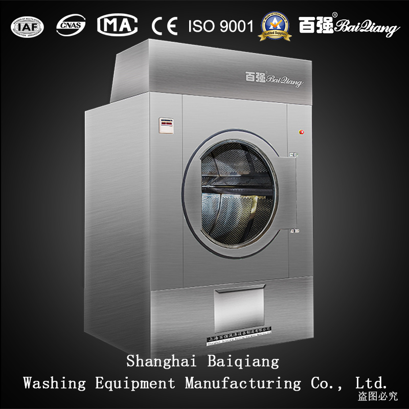 Electricity Heating 100kg Industrial Laundry Drying Machine (Spray Material)