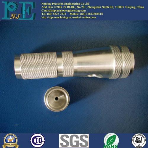 Customized Copper CNC Machining Knurl Hardware