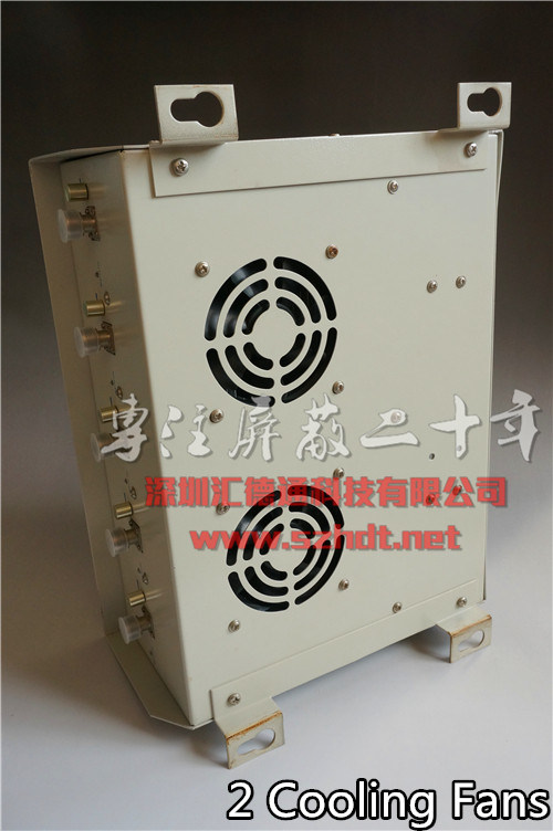 High Power Indoor Cell Phone Signal Jammer / Blocker