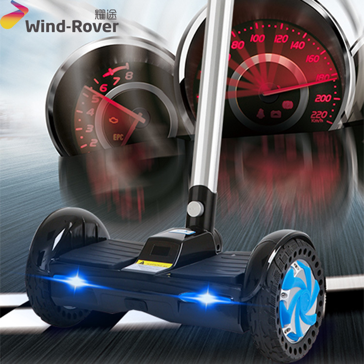 Two Wheel Smart Balance Electric Scooter with Bluetooth