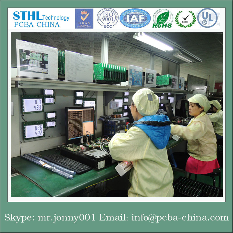 OEM ODM Integrated Circuit for TV Box PCB Assembly,