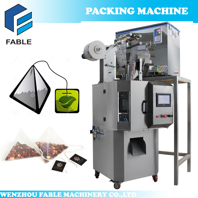 Triangle Packing Machine for Trianglar Candy Bags