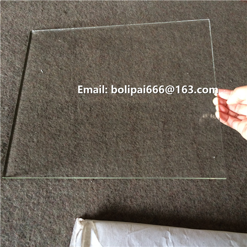 Borosilicate Float Glass Sheet 3.3