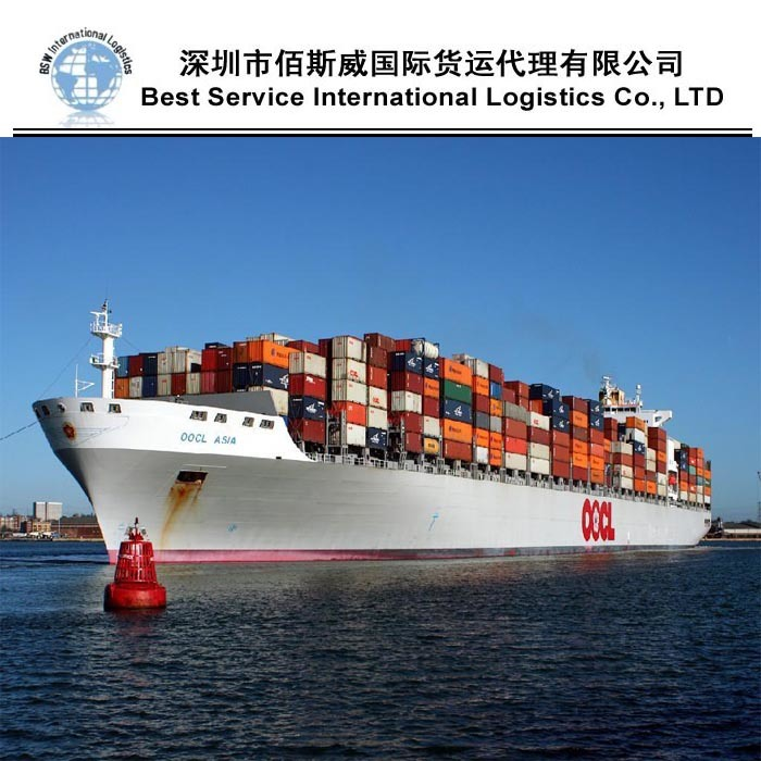 "Ocean Shipment Trucking Forwarding to USA, Canada, Mexico (20′40′ 40"")"