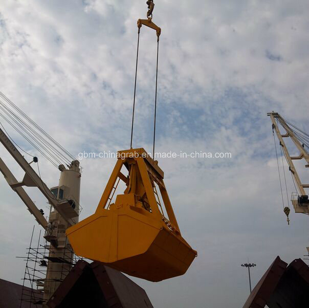 20-45 Ton Portal Marine Crane for Cargo Bulks Loading and Unloading ABS BV Approved