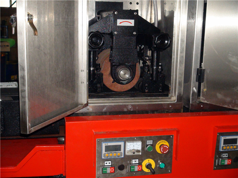 Stainless Steel Grinding Machine (SG200-4WJS+B)