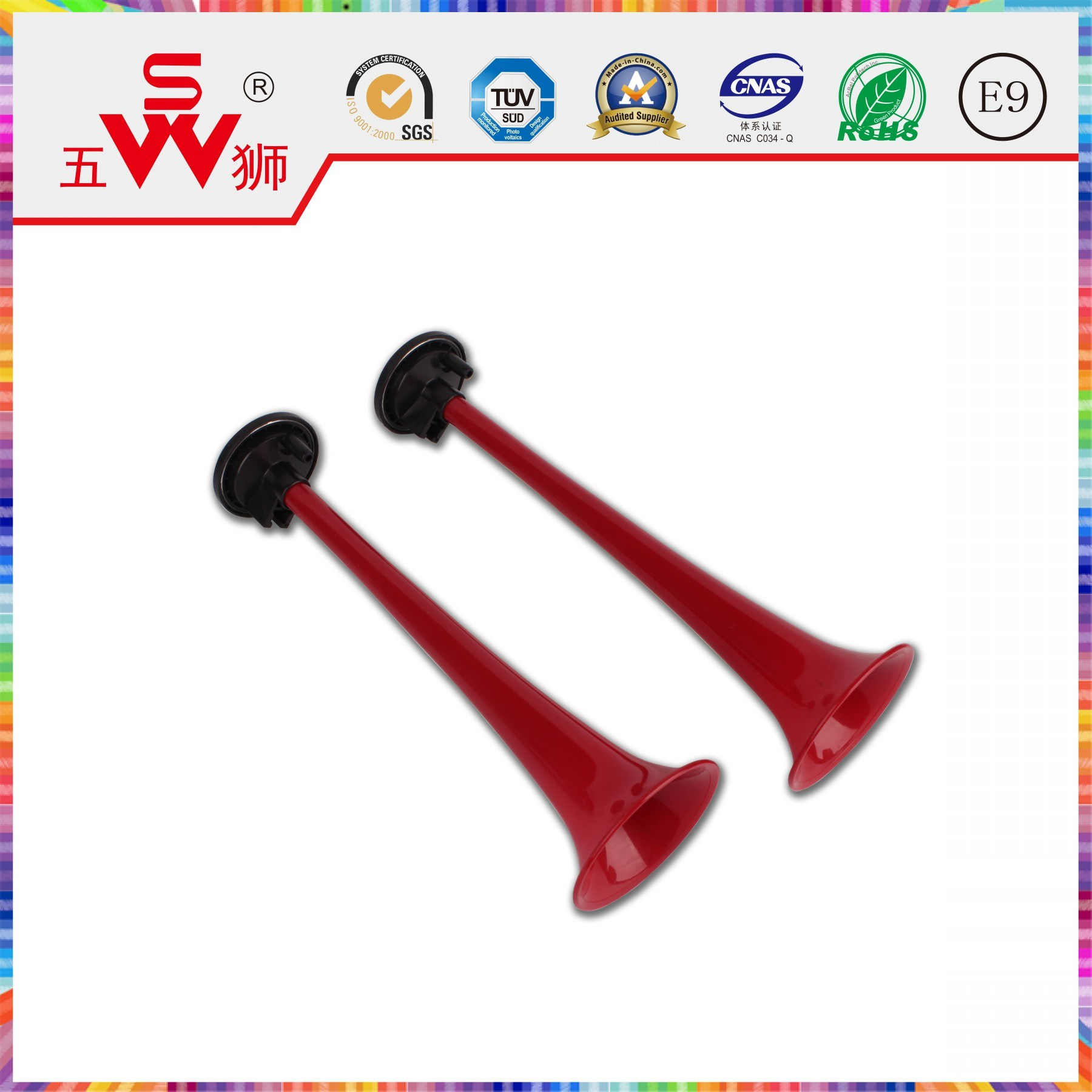 Super Loud Car Horn Car Speaker