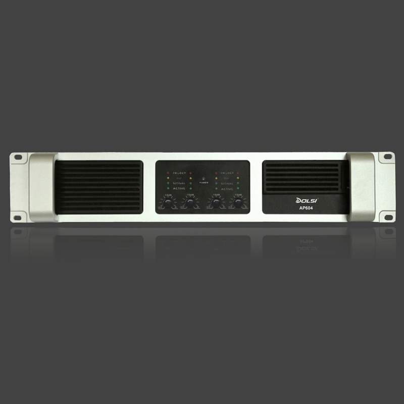 Perfomance Wholse Switching Mode Power Supply Professional Power Amplifier