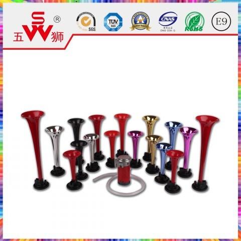 ABS Red Horn Alarm Speaker for Car