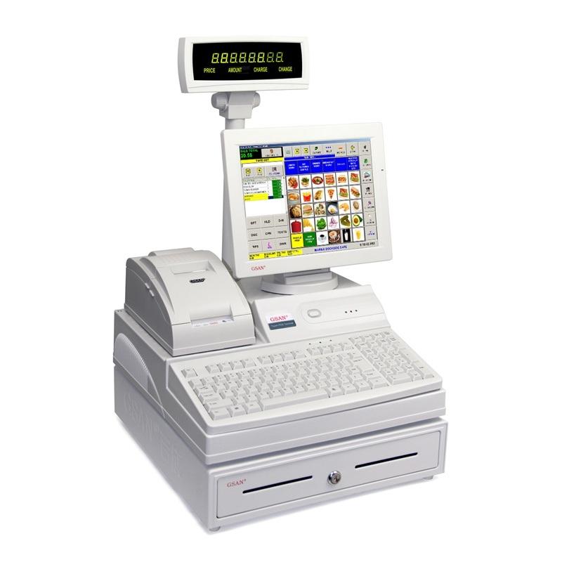 Complete Set Cash Register POS