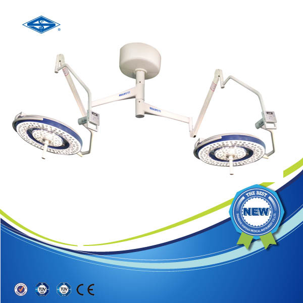 Double Dome Remote Control LED Shadowless Surgical Lamp