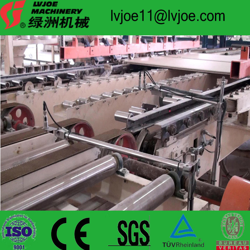 Full Automatic Gypsum Board Machines
