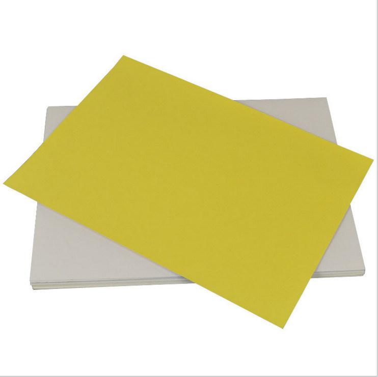 Custom Design Self Adhesive A4 Sticker Label, Die Cut White Blank A4 Label Sticker