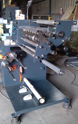 Slitting Machine with 520mm Width