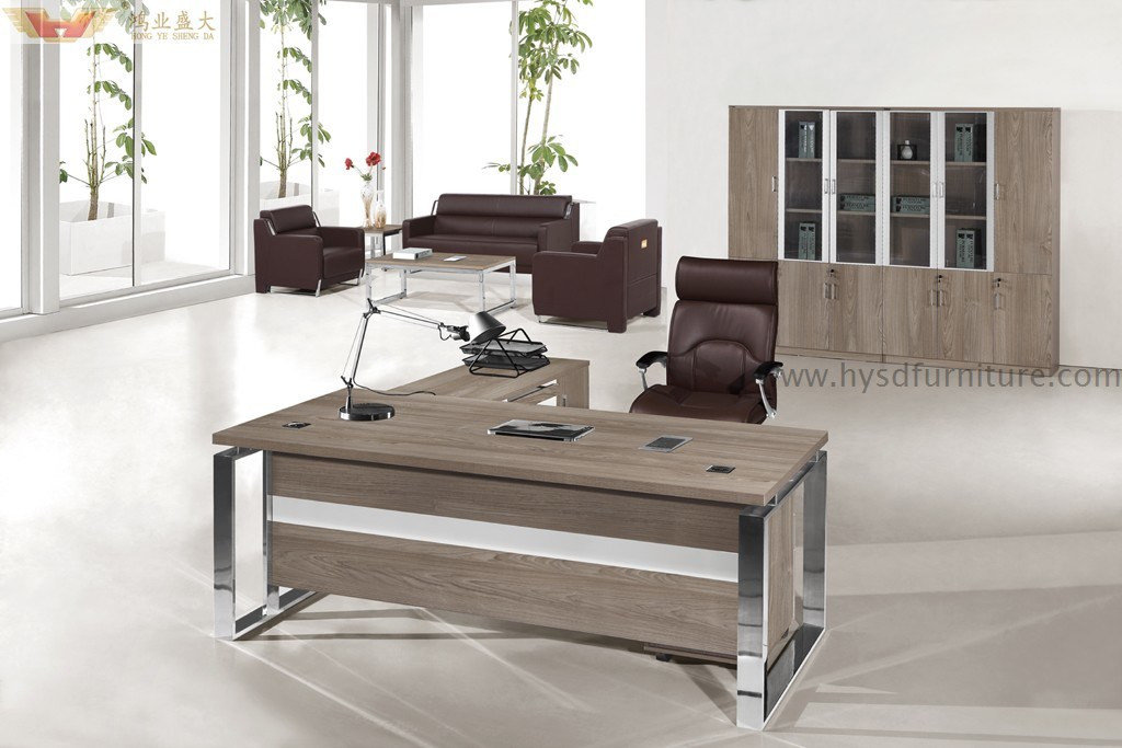 Wholesale Hot Sale Modern Executive Manager Office Desk for Office Furniture Set