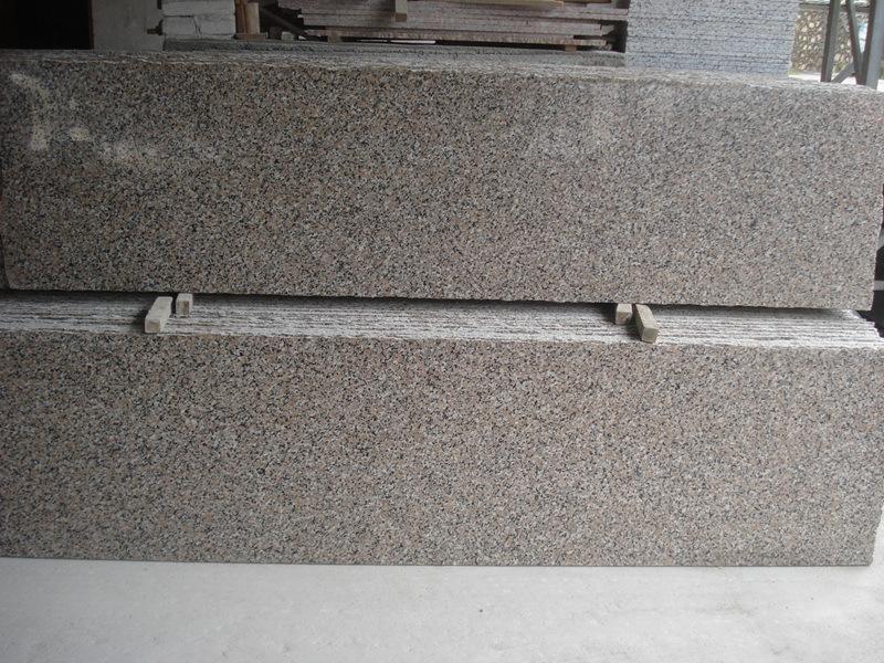 Granite Slab Polished G563 Granite Stone Tiles for Sale
