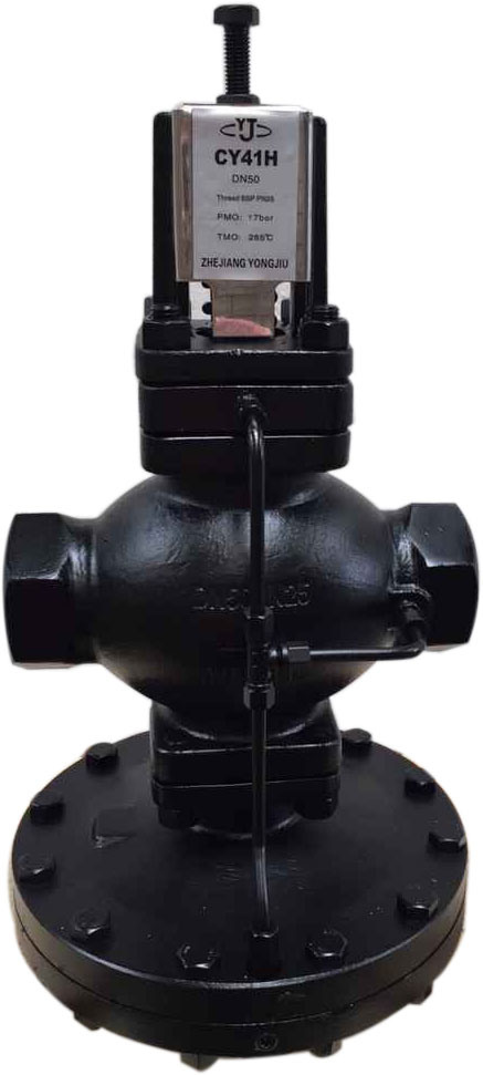 Pilot Operated Pressure Reducing Valve for Steam (CY41H)