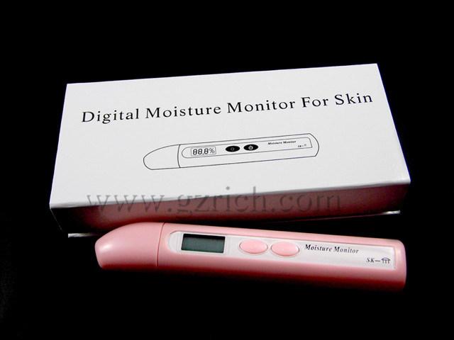 Digital Portable Skin Moisture Analyzer Skin Moisture Detector