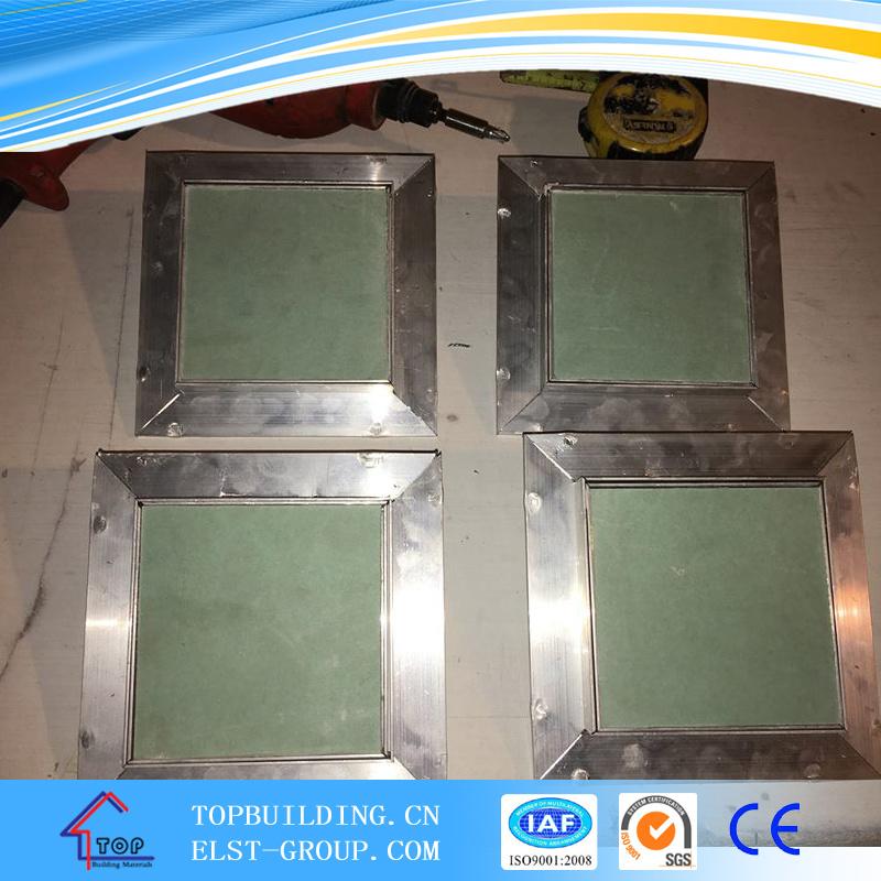 Ceiling Access Panel/Gypsum Access Panel/Aluminum Gypsum Ceiling Access Panel 600*600mm