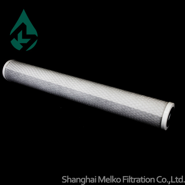 10 Inch Carbon Block Filter Cartridge CTO