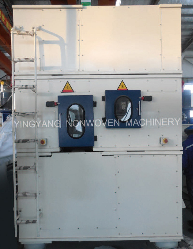 Yygz-III High Speed Tandem Needle Loom