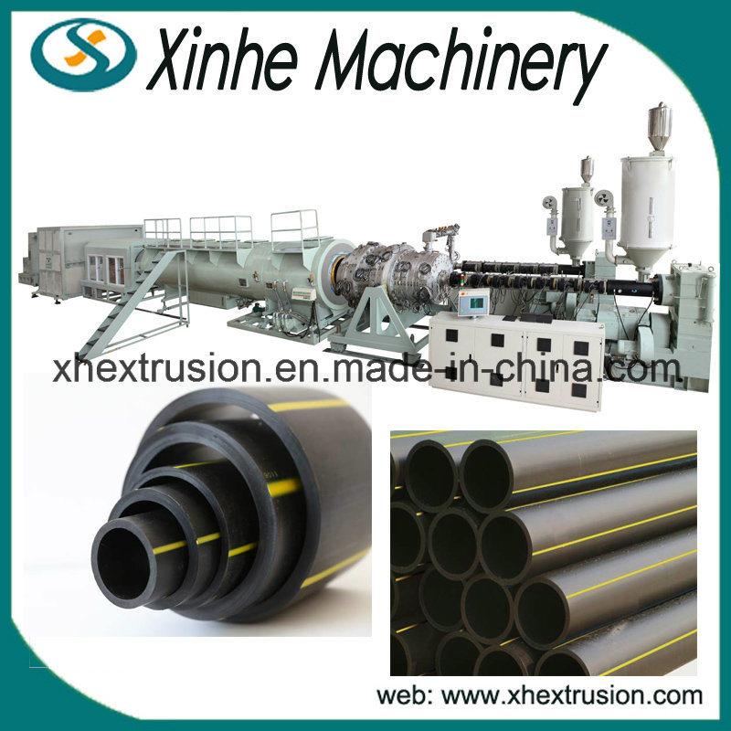 2016 Hot Sale HDPE Gas Pipe Making Machine