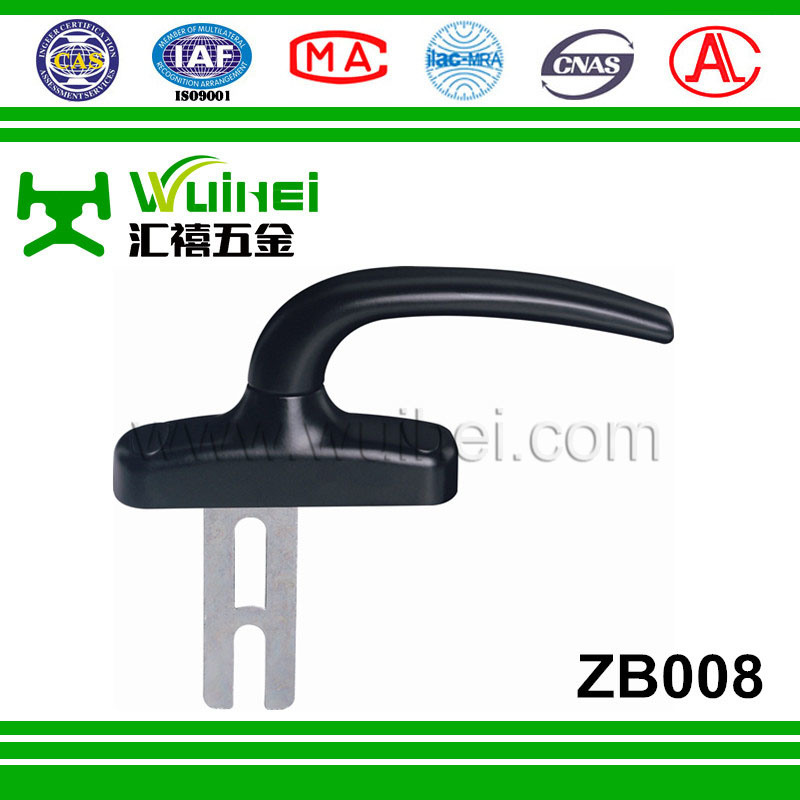 Powder Coating Zinc Alloy Handle for Window (ZB008)
