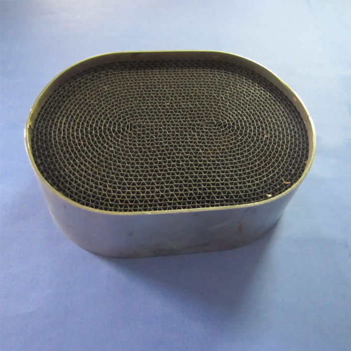 Catalyst Coated Metal/Ceramic Honeycomb for Car / for Auto