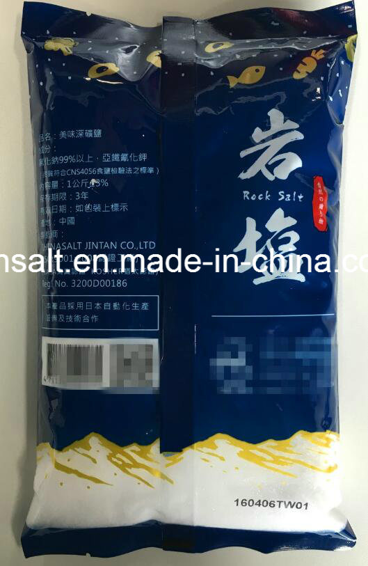 Kingsalt Food Grade Edible Salt-for Taiwan
